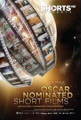 Постер к фильму «Oscar Shorts 2016. Анимация»