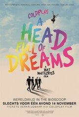 Постер к фильму «Coldplay: A Head Full of Dreams»