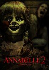 Постер к фильму «Проклятие Аннабель 2»