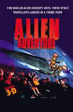 Постер к фильму «Приключения инопланетян 3D»