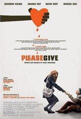 Постер к фильму «Пожалуйста, дай»