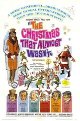 Постер к фильму «Рождество, которое почти не случилось»