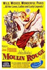 Постер к фильму «Мулен Руж»