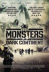 Постер к фильму «Монстры 2: Темный континент»
