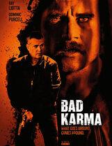 Постер к фильму «Плохая карма»