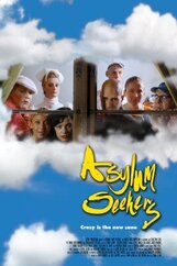 Постер к фильму «Шестеро из дурдома»