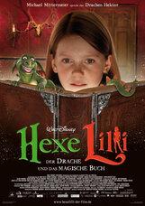Постер к фильму «Лилли - маленькая ведьма»
