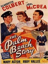 Постер к фильму «Приключения в Палм-Бич»