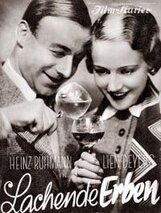Постер к фильму «Смеющиеся наследники»