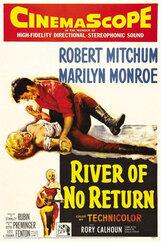 Постер к фильму «Река не течет вспять»