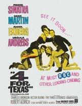 Постер к фильму «Четверо из Техаса»