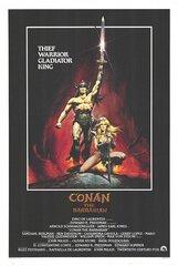 Постер к фильму «Конан-варвар»