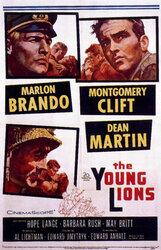 Постер к фильму «Молодые львы»