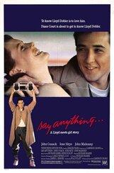 Постер к фильму «Скажи что-нибудь»