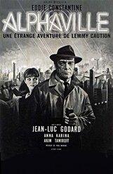 Постер к фильму «Альфавилль»
