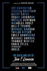 Постер к фильму «Смерть и жизнь Джона Ф. Донована»