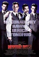 Постер к фильму «Братки Ньютоны»
