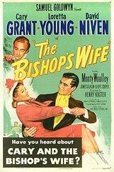 Постер к фильму «Жена епископа»