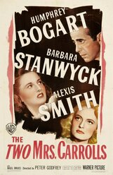 Постер к фильму «Две миссис Кэрролл»