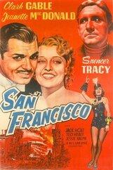 Постер к фильму «Сан-Франциско»