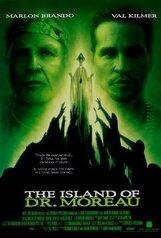 Постер к фильму «Остров доктора Моро»