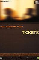 Постер к фильму «Билет на поезд»