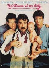 Постер к фильму «Трое мужчин и младенец»
