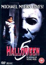 Постер к фильму «Хэллоуин 5»