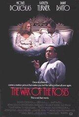 Постер к фильму «Война супругов Роуз»