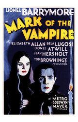 Постер к фильму «Знак вампира»