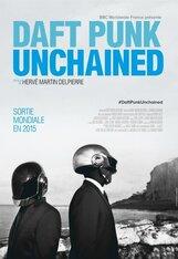 Постер к фильму «Daft Punk: Освобожденные»