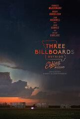 Постер к фильму «Три биллборда на границе Эббинга, Миссури»