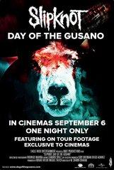 Постер к фильму «Slipknot: Day of the Gusano»