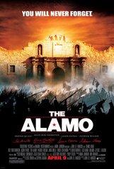 Постер к фильму «Форт Аламо»