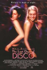 Постер к фильму «Последние дни диско»