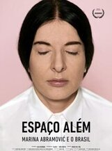 Постер к фильму «На перепутье: Марина Абрамович и Бразилия»