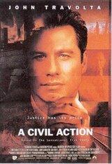 Постер к фильму «Гражданский иск»