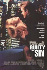 Постер к фильму «Виновен вне подозрений»