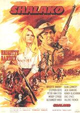 Постер к фильму «Шалако»