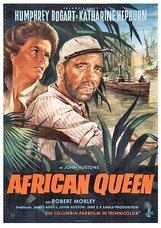 Постер к фильму «Африканская королева»