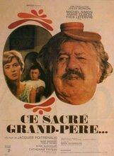 Постер к фильму «Ох уж этот дед»