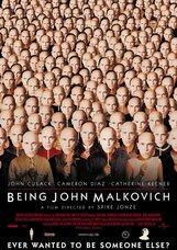 Постер к фильму «Быть Джоном Малковичем»