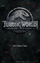 Постер к фильму «Мир Юрского периода 2»