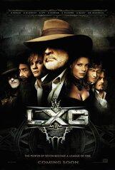 Постер к фильму «Лига выдающихся джентльменов»
