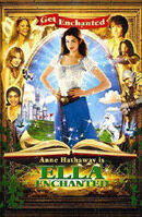 Постер к фильму «Заколдованная Элла»