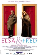 Постер к фильму «Эльза и Фред»