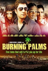 Постер к фильму «Горящие пальмы»