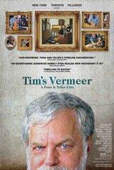 Постер к фильму «Вермеер Тима»