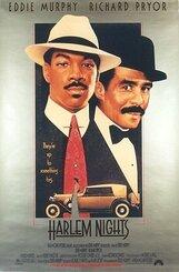 Постер к фильму «Гарлемские ночи»
