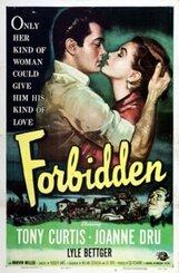 Постер к фильму «Запрещено»